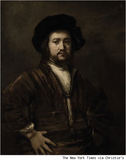 Rembrandt From Private Collection To Be Sold at Christie's