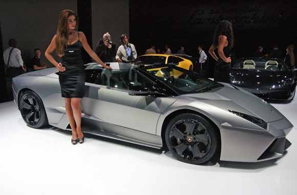 Lamborghini Reventon Roadster – Click above for high-res image gallery