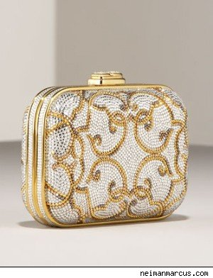 Judith Leiber Versailles Box Clutch