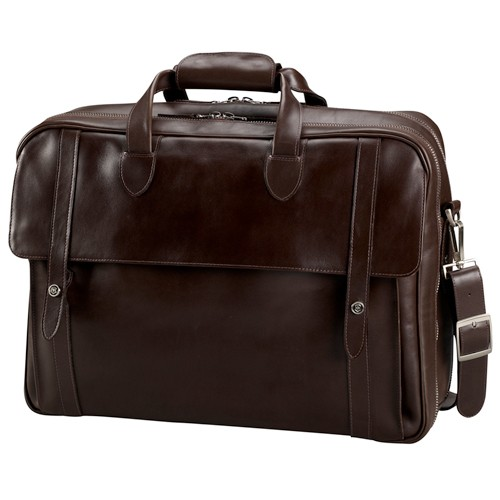 Victorinox Swiss Army 125th Anniversary Leather Travel Bag
