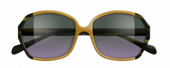 Thakoon Viola in Honey/Green Havana