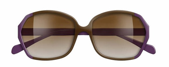 Thakoon Viola in Brown/Lavender