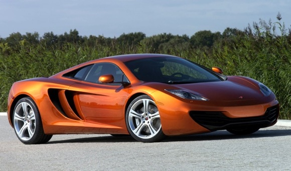 McLaren Puts a Price Tag on the MP4-12C