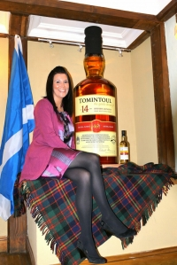 world's largest scotch whisky