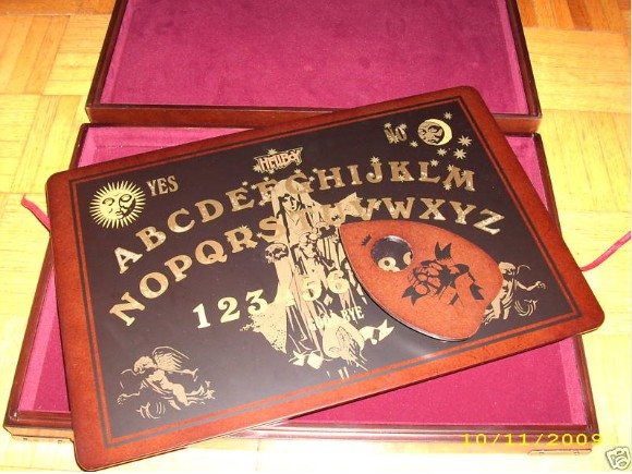 Hellboy Limited Edition Talking Board Ouija
