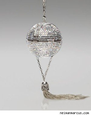 Judith Leiber Disco Ball Minaudiere