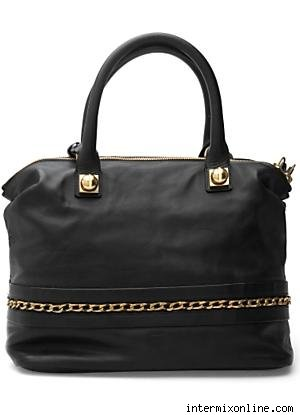 Chlo Bowler Chain Handbag