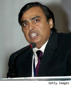 mukesh ambani