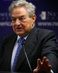 george soros