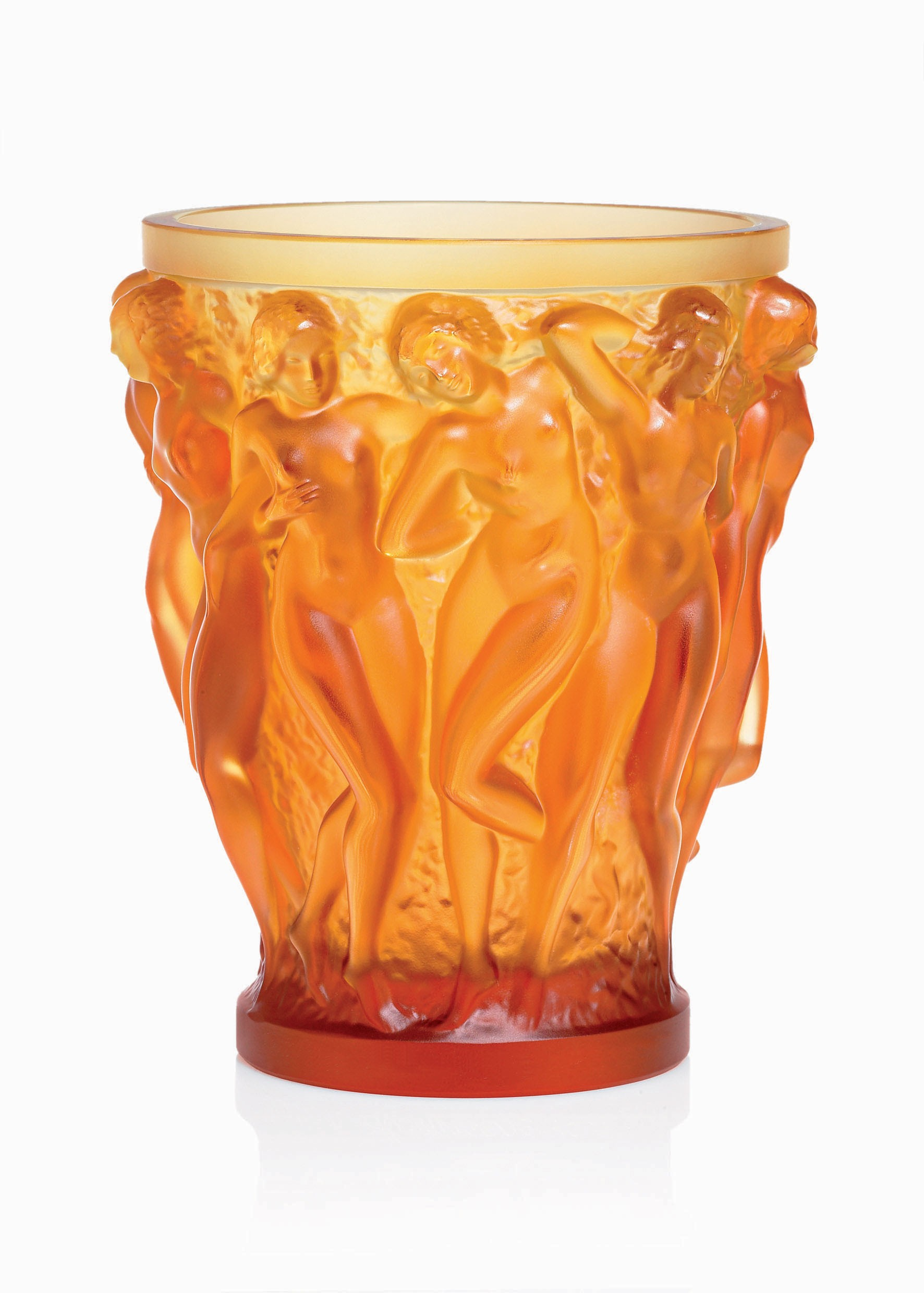 Lalique fairy vase vases sale for Lalique vase