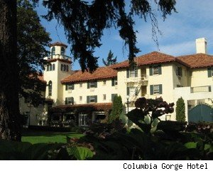 Columbia Gorge Hotel Gets New Owner