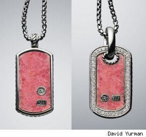 David Yurman's popular Women's Tag Collection