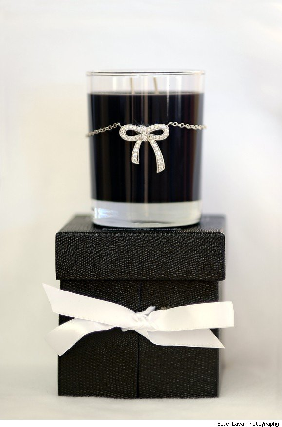 Candle + Diamonds = The Ultimate Luxury Candle