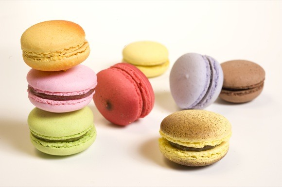 Macarons at Point G