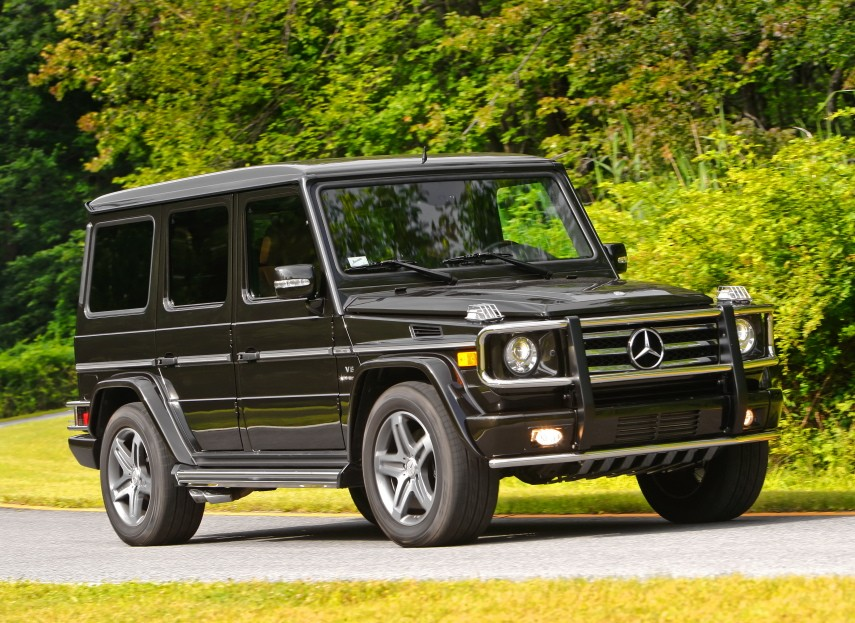 Mercedes-Benz G55