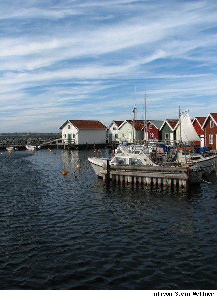 All Kinds of Charm on Koster Islands