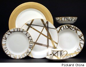kelly wearstler pickard china