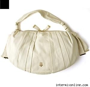 Bally Slouchy Leather Hobo Handbag