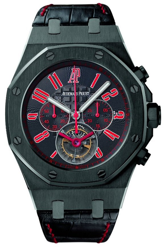 Audemars Piguet Royal Oak Las Vegas Strip Tourbillon watch
