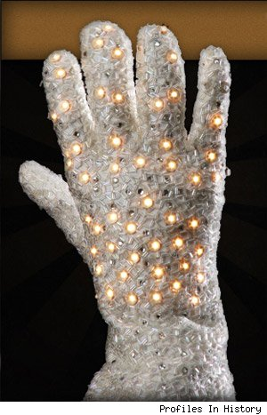 michael jackson victory glove