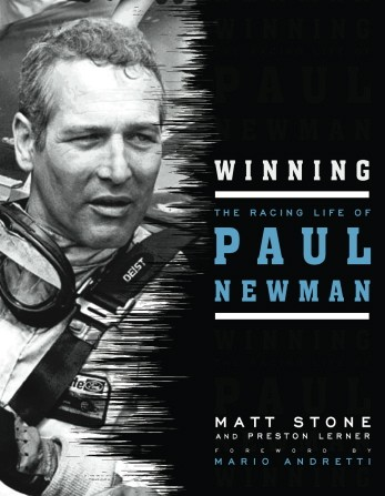 Auto Racing Books on New Book On The Late Paul Newman Tells The Story Of How One Of The