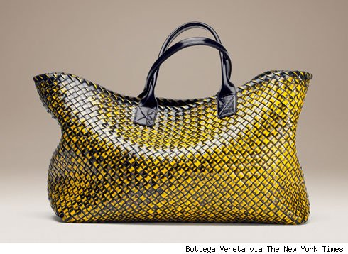 Bottega Veneta NYCabat Bag, Limited Edition, Handbag of the Day