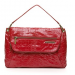 JUNO Red Vegan Handbag