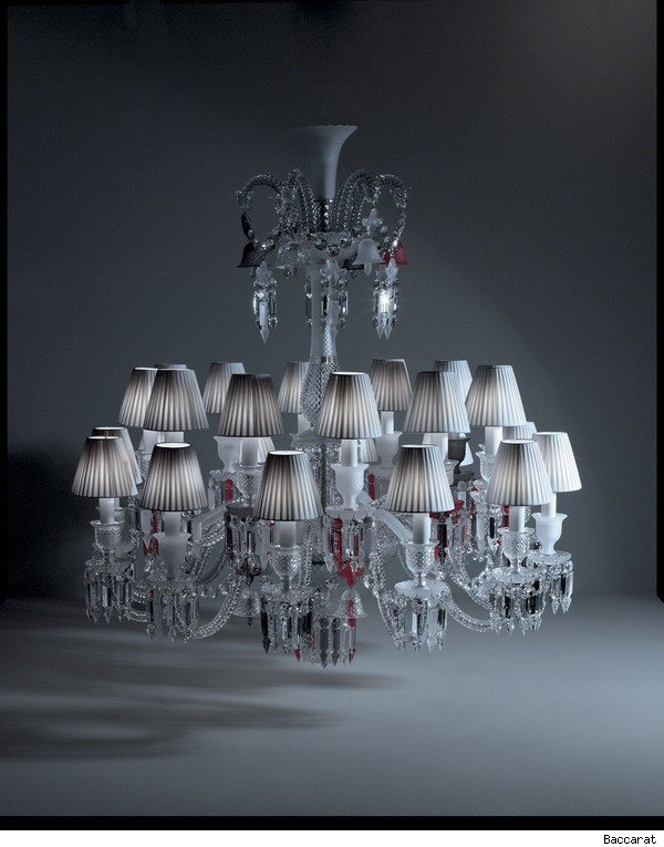 baccarat chandelier