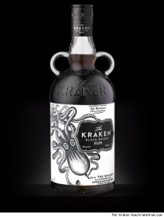 kraken rum
