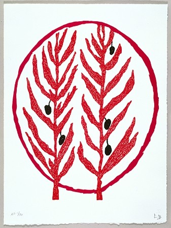 THE OLIVE BRANCH (2004) BY LOUISE BOURGEOIS