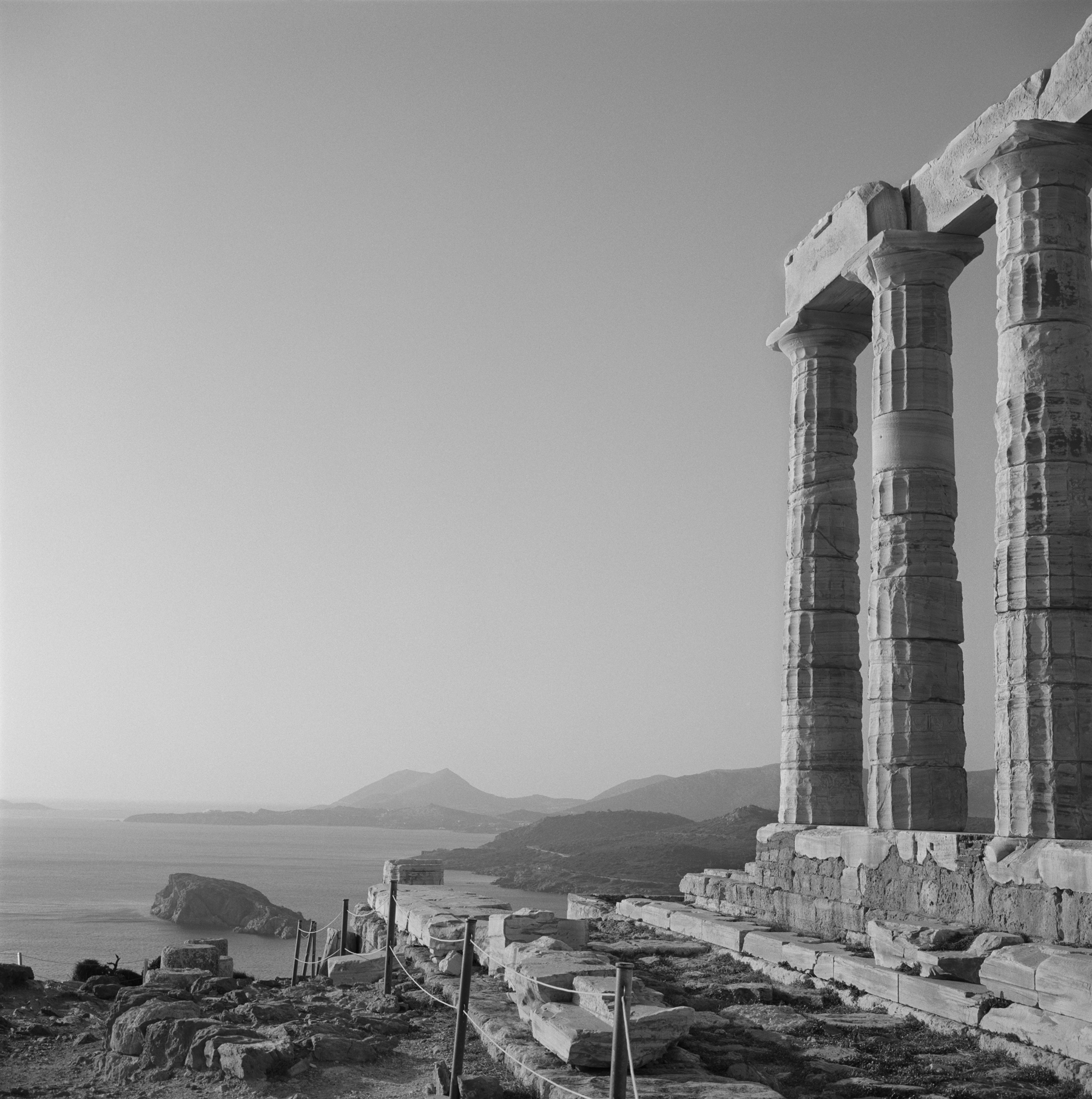 Photography--THE TEMPLE OF POSEIDON (2008)