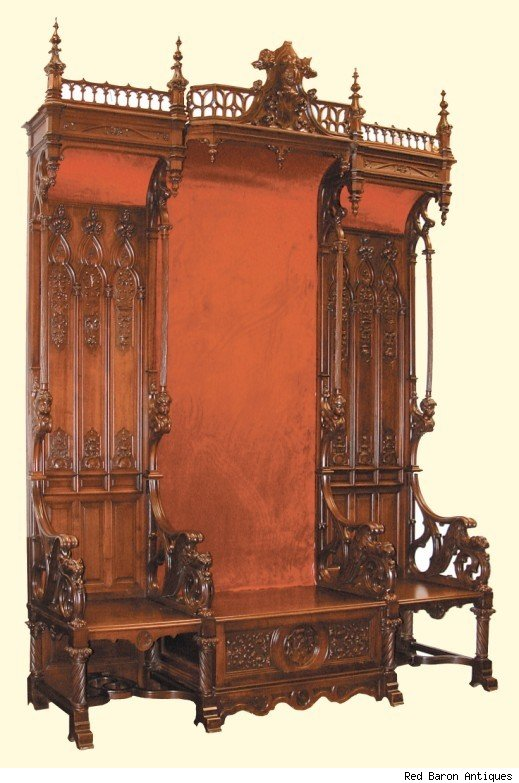 yellowstone club throne