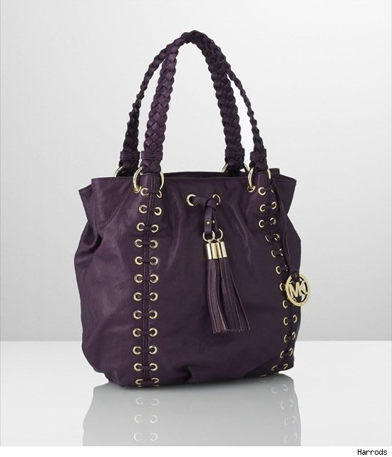 Rivet Detail Tote Handbag