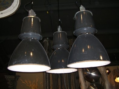 Milk Factory Lights