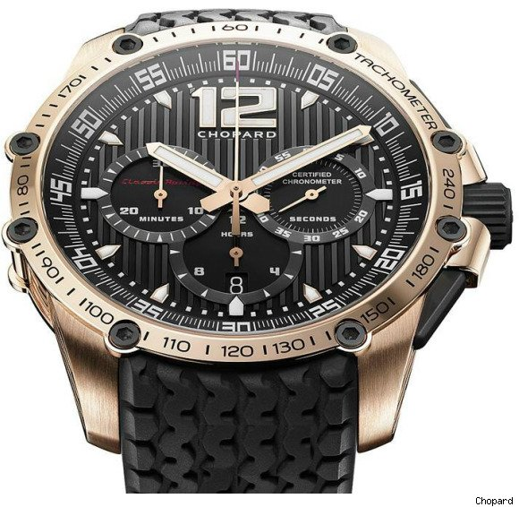 Chopard Classic Racing Chronograph Limited Edition Watch