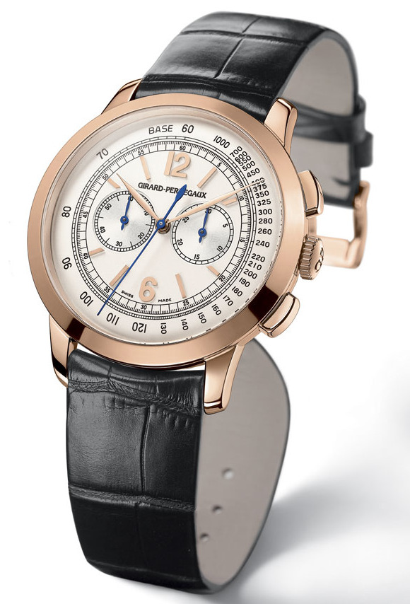 girard-perregaux 1966 chronograph watch