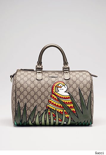 Gucci Launches &lt;I&gt;Snowman in Africa&lt;/I&gt; Charity Collection for UNICEF