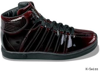 K-Swiss Classic High P in Limited Edition Colors