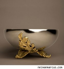Lamina Small Footed Bowl