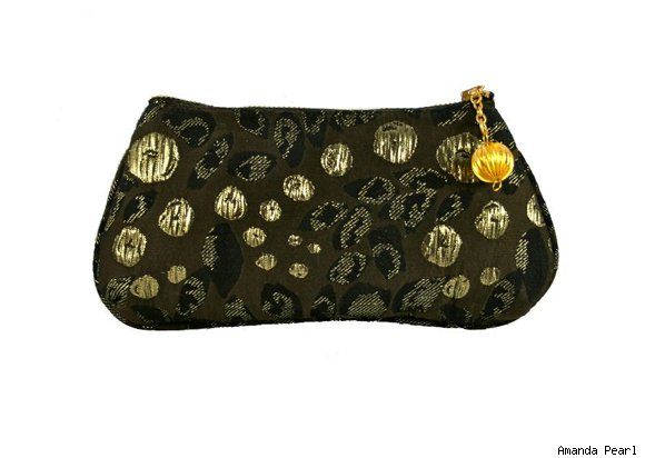 Pardus Clutch by Amanda Pearl