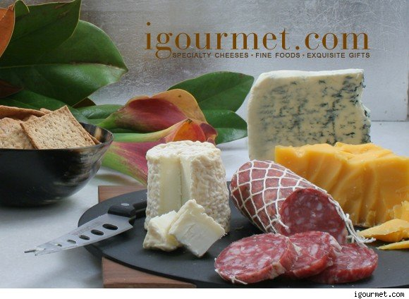 igourmet.com: specialty cheeses, fine foods, exquisite gifts