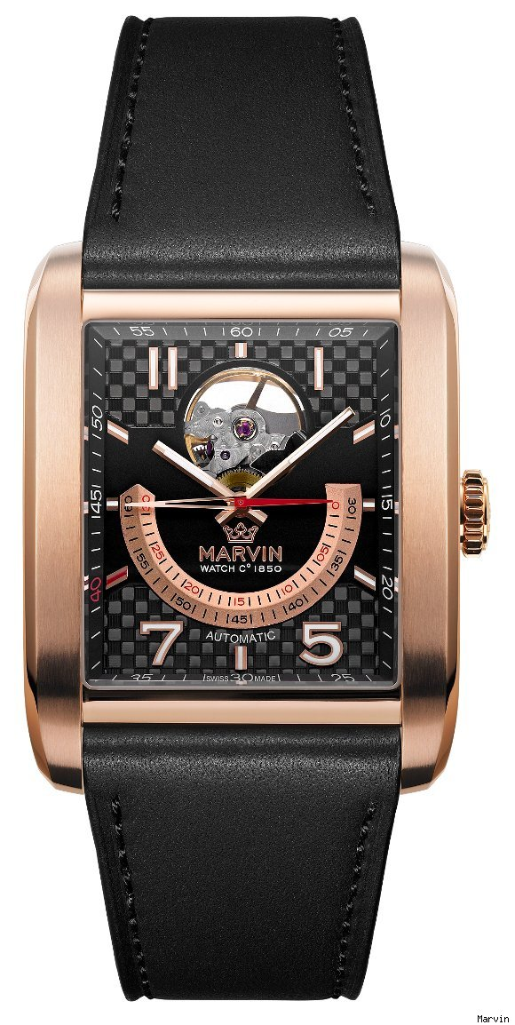 Marvin M114 watch