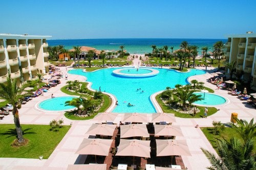 Radisson Blu Resort &amp; Thalasso, Monastir, Tunisia