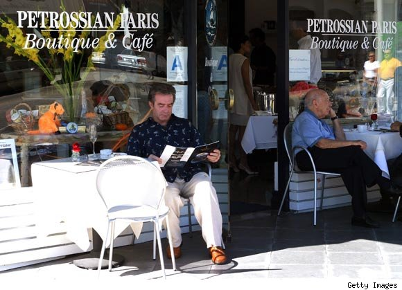 Petrossian Hollywood