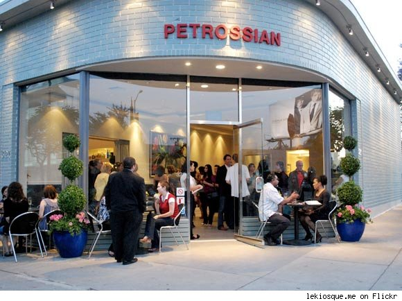 Petrossian Los Angeles