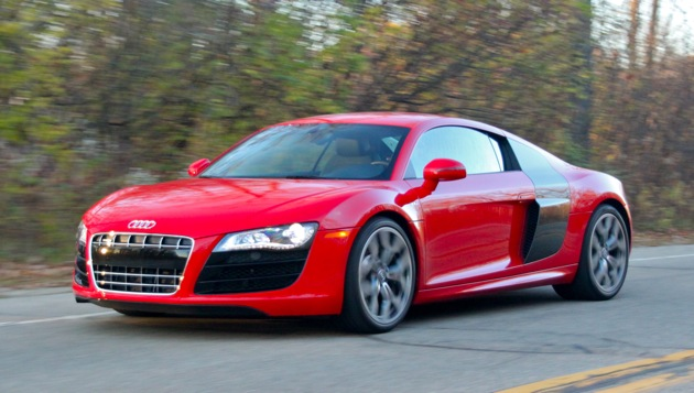 oba review 2009 audi r8 5 2 fsi v10 an everyday supercar. Black Bedroom Furniture Sets. Home Design Ideas