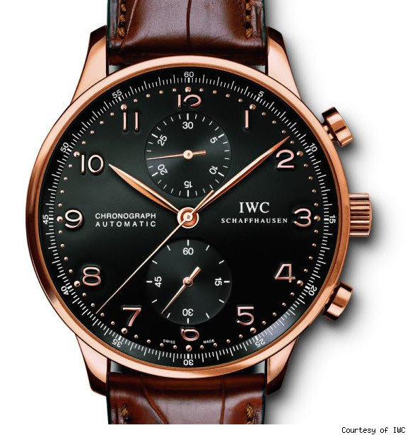 Swiss Design and Quality by IWC