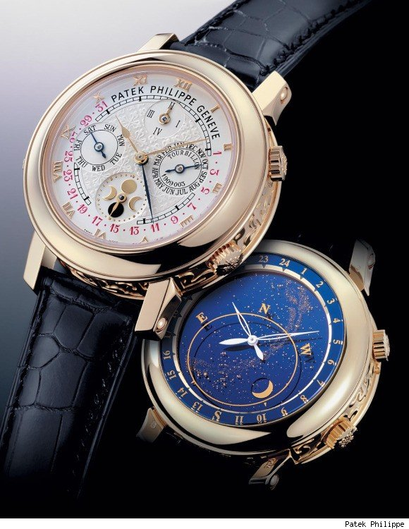 The Timeless Innovator by Patek Philippe