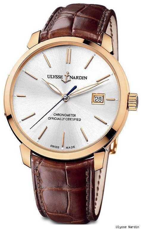 ulysse nardin classico
