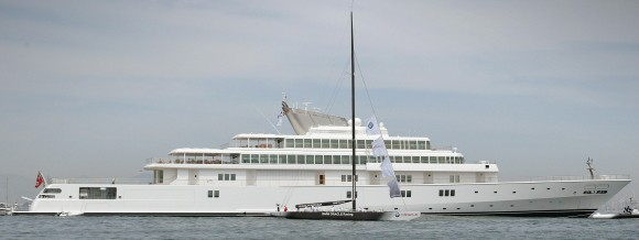 Rising Sun Yacht